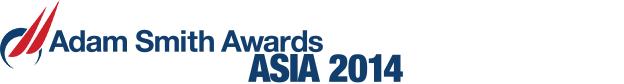 Adam Smith Awards Asia 2014 logo