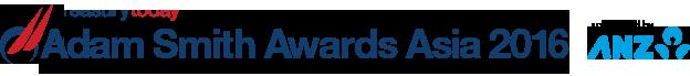 Adam Smith Awards Asia 2016 in association with Bank of America Merrill Lynch logo