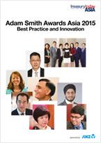 Treasury Today Adam Smith Awards Asia Yearbook 2015