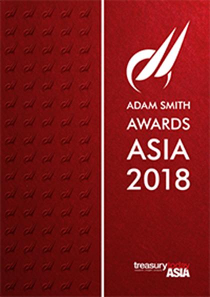 Treasury Today Asia Adam Smith Awards Asia Yearbook 2018