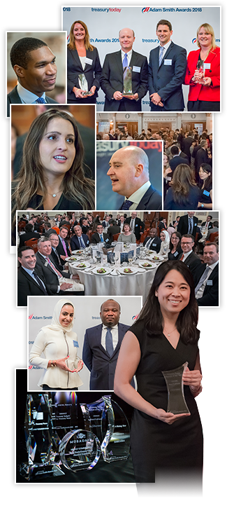 Adam Smith Awards 2018 photo montage