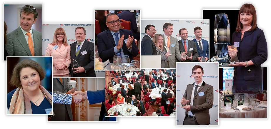Adam Smith Awards 2019 photo montage
