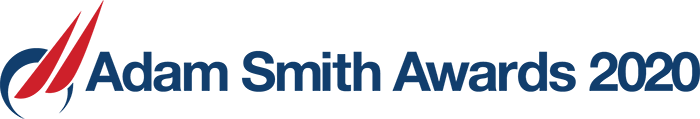 Adam Smith Awards 2020 logo