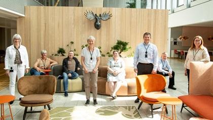 Norsk Hydro team photo ASA 2020