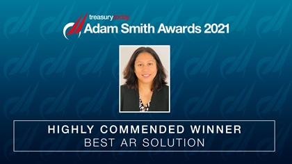 ASA 2021 Best AR Solution Highly Commended: CDK Global, LLC