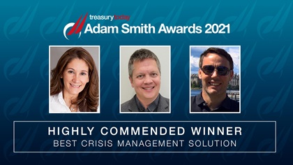 ASA 2021 Best Crisis Management Solution Highly Commended: Microsoft Corporation