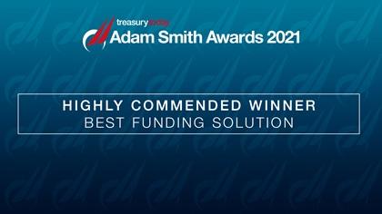 Best Funding Solution Highly Commended: PJSC Lukoil