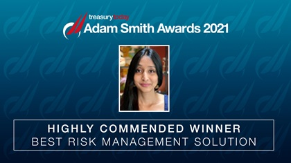 ASA 2021 Best Risk Management Solution Highly Commended: Microsoft Corporation