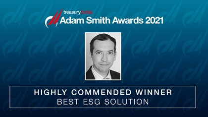 ASA 2021 Best ESG Solution Highly Commended: Holcim