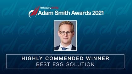 ASA 2021 Best ESG Solution Highly Commended: Royal Schiphol Group N.V.
