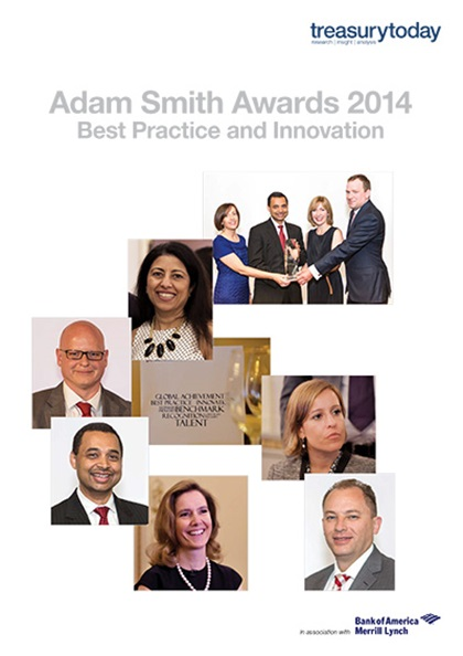 Adam Smith Awards Yearbook 2014 cover