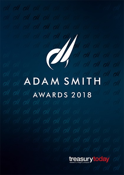 Adam Smith Awards Yearbook 2018 cover