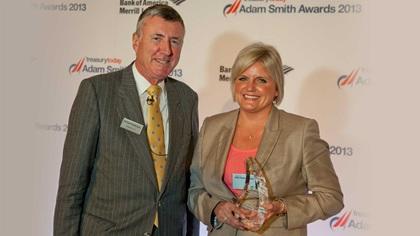 Photo of Richard Parkinson and Jayna Bundy, Microsoft