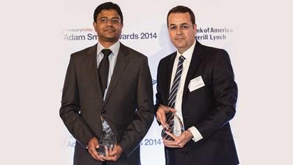Shridhar Srinivasan, Intel Corporation and Julian Giliberti, Citi