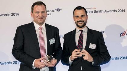 Barry McKernan, Pfizer and Marco Buzzi, Bank of America Merrill Lynch