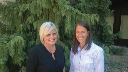 Jayna Bundy and Jamie Christel, Microsoft