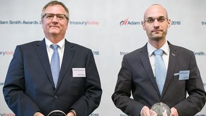 Pete Luttmann, Serrala and Peter Kováč, Adient Slovakia s.r.o.