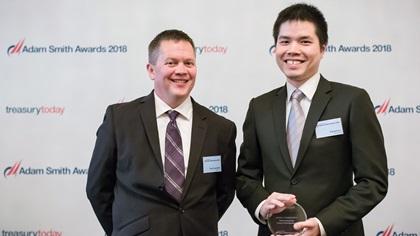 Tom Czerwinski and Edward Lu, Microsoft