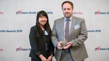 Sharon Fang and Dennis Crispin, Microsoft