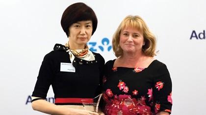Photo of Vivian Peng, Flex Group.