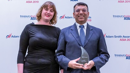 Photo of Sophie Jackson and Rahul Daswani, Microsoft