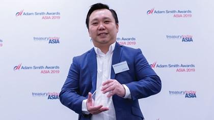Photo of Jason Weiguang Han, General Electric
