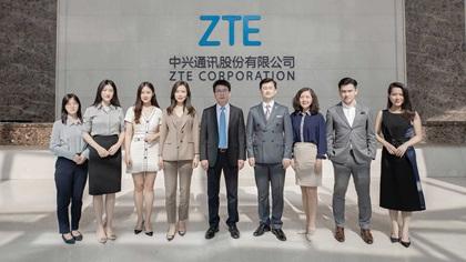ASAA 2020 HC Best Trade Solution ZTE Corporation