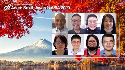 Best Fintech Solution Winner: SABIC Asia Pacific Pte Ltd