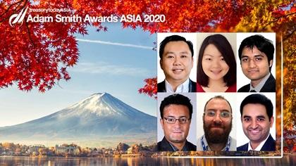 Photo of Jason Han, Si Hui Looi, Vibhash Joshi, Anil Jain, Ben Dyas and Amit Grover, General Electric – Singapore.