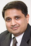 Portrait of Hemant Gada, EMEA Head of Channel and Enterprise Services, Treasury and Trade Solutions, Citi