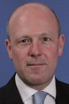 Portrait of John Murray, EMEA Head of Corporate and Public Sector Cash Sales, Treasury and Trade Solutions, Citi