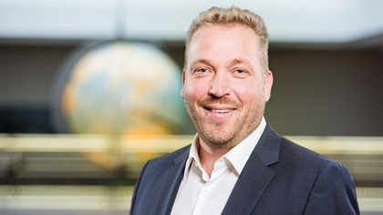 Sven Lindemann, CEO, Serrala
