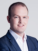Portrait of Will Artingstall, Emerging Payments & Business Development Director, Citi