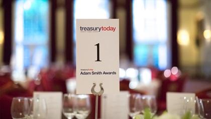 Adam Smith Awards 2018 table card