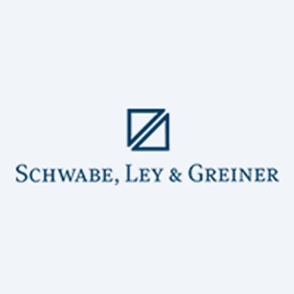 Schwabe, Ley & Greiner logo