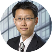 Portrait of Andy Chang, CFA, Credit Analyst, Asia Pacific Liquidity Management, J.P. Morgan Asset Management