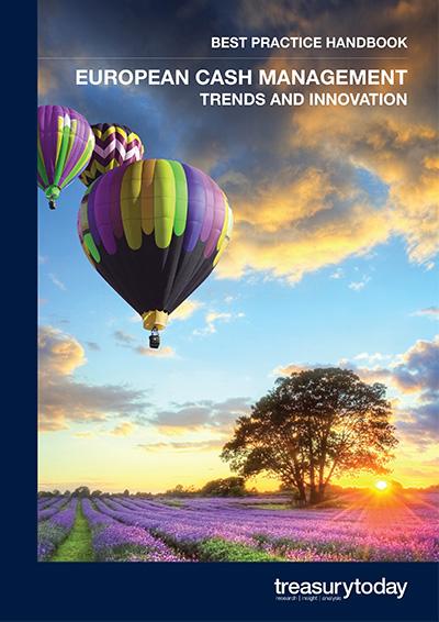 European Cash Management 2015 Best Practice Handbook cover