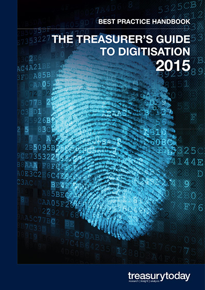 The Treasurer's Guide to Digitisation 2015 Best Practice Handbook cover