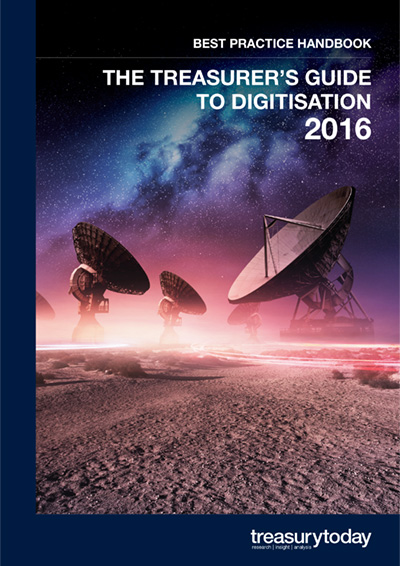 The Treasurer's Guide to Digitisation 2016 cover