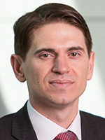 Portrait of Brian McKenney, Global Head of Innovation and Business Management, Global Liquidity and Cash Management, HSBC