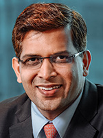 Portrait of Manoj Dugar, Managing Director, Head of Core Cash Management Product, Asia Pacific, Treasury Services, J.P. Morgan