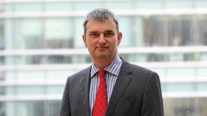 Simon Jones, Head of Treasury Solutions for EMEA, J.P. Morgan