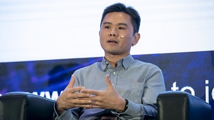Wilson Koh, Group Treasurer, Grab
