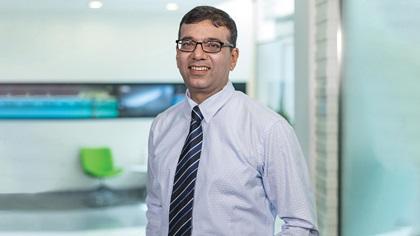 Rahul Daswani, Senior Manager, New Solutions – International, Global Financial Services, Microsoft