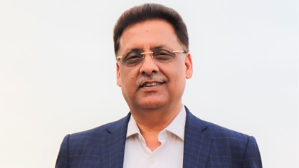 C M Grover, MD and CEO, IBSFINtech