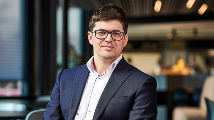 Paul Schreurs, Group Treasurer, Intertrust