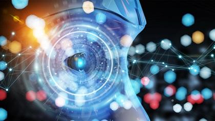 Robot using artificial intelligence