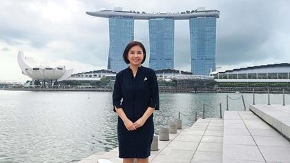Teo Yian Ping, Regional Treasurer – Asia Pacific, Shell Treasury Centre East