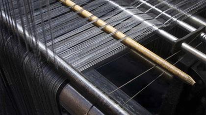 Wool Mill, weaving