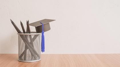 Graduation Cap - apprenticeships